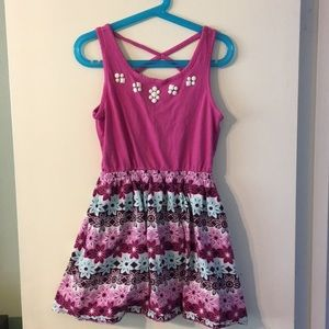 Gymboree Size 7 Sun Dress